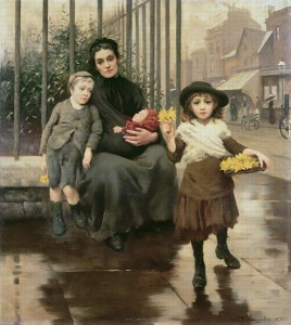 The-Pinch-of-Poverty-1891-xx-Thomas-Benjamin-Kennington