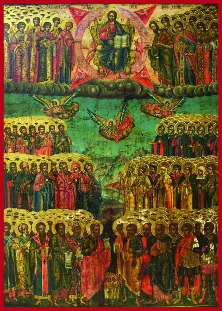 Icoana-Toti-Sfintii