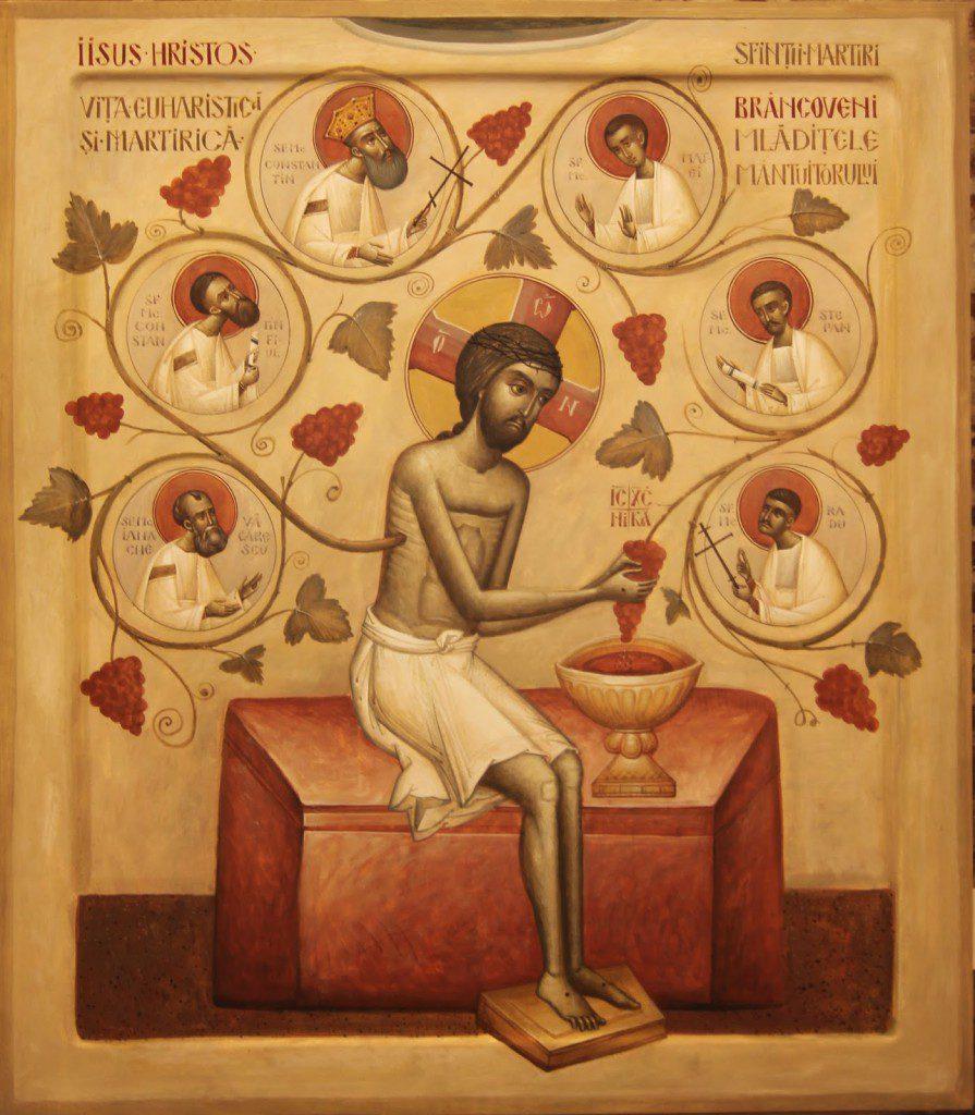 icoana-sfintii-martiri-brancoveni-mladite-atelier-de-lucru-muzeul-cotroceni-mai-2014-ioan-popa-3