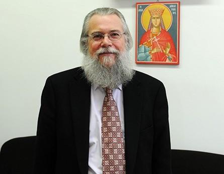 profesor Jean Claude Larchet